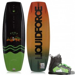 Pack Wake Fury 120cm Liquid Force