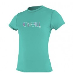 BRADERIE : Top Lycra Femme O'Neill - Turquoise