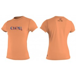 Top Lycra Femme O'Neill - Orange