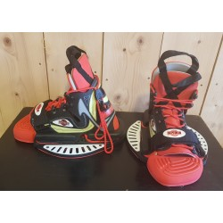 BRADERIE : Chausse Wakeboard Dragon BASE