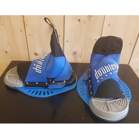 BRADERIE : Chausse Wakeboard Clamps Double Up