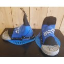 BRADERIE : Chausse Wakeboard Clamps Double Up Pointure 38 - 42