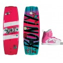 Pack Wake August Fillette 120cm Ronix