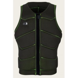 Gilet Hyperfreak O'Neill Gris Coutures Beiges