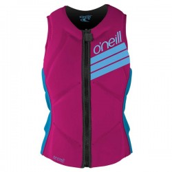 Gilet Slasher Enfant O'Neill - Rose